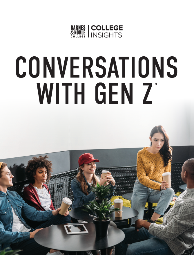 Conversations with Gen Z cover